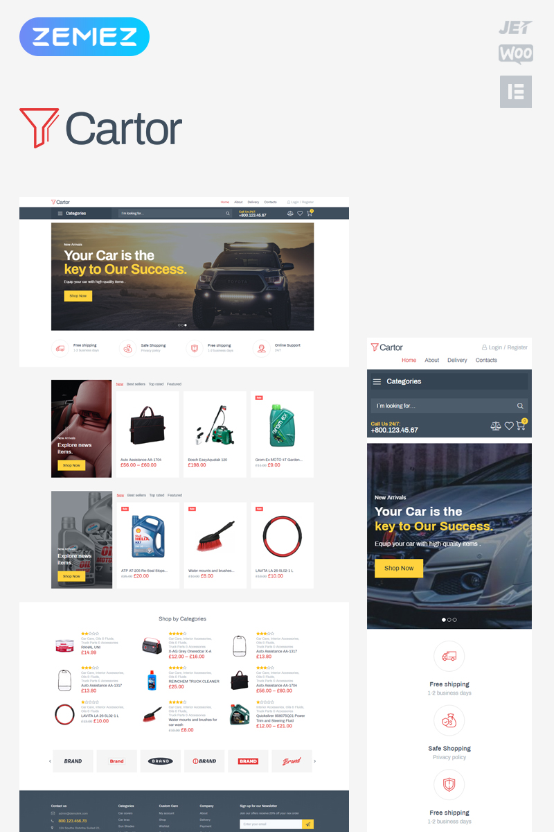 Cartor-A-Auto-Accessories-ECommerce-Classic-Elementor-WooCommerce-Theme