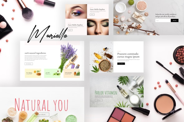 Marielle-A-Cosmetics-and-Beauty-Shop-Template-Kits