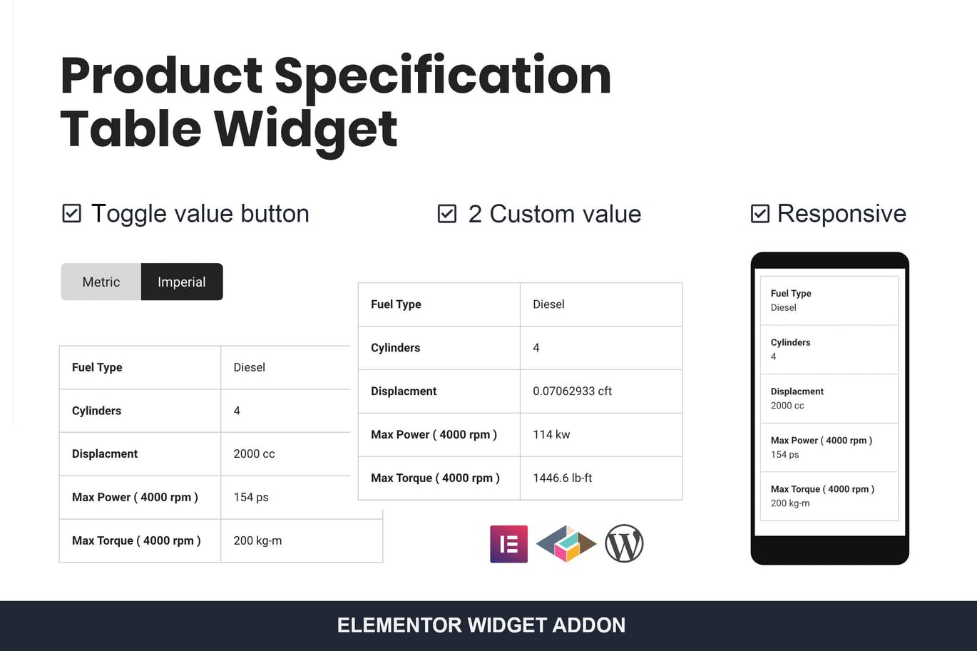 Product-Specification-Table-Widget-For-Elementor