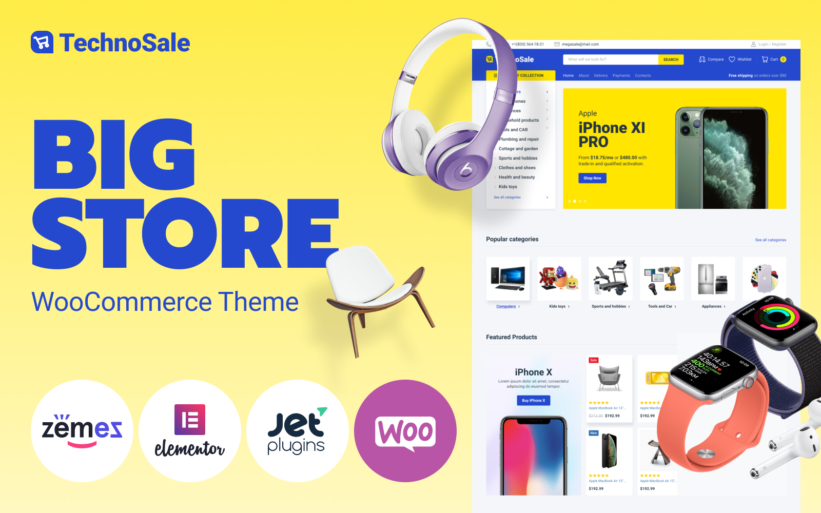 TechnoSale-A-Modern-Online-ECommerce-Grocery-Store-WooCommerce-Theme