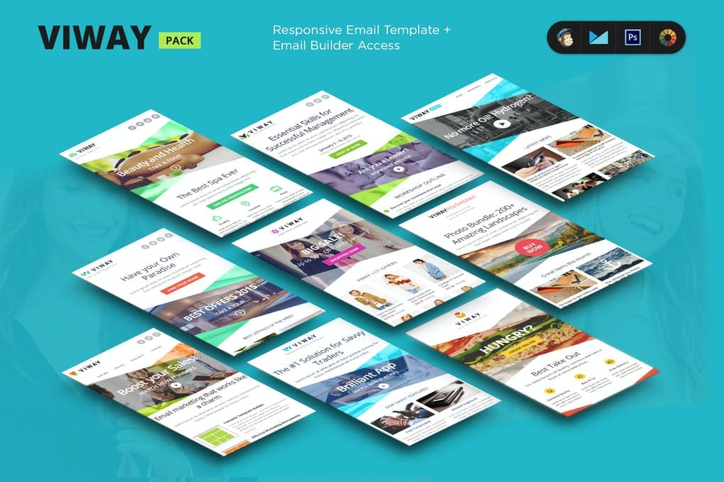 Viway Email Template