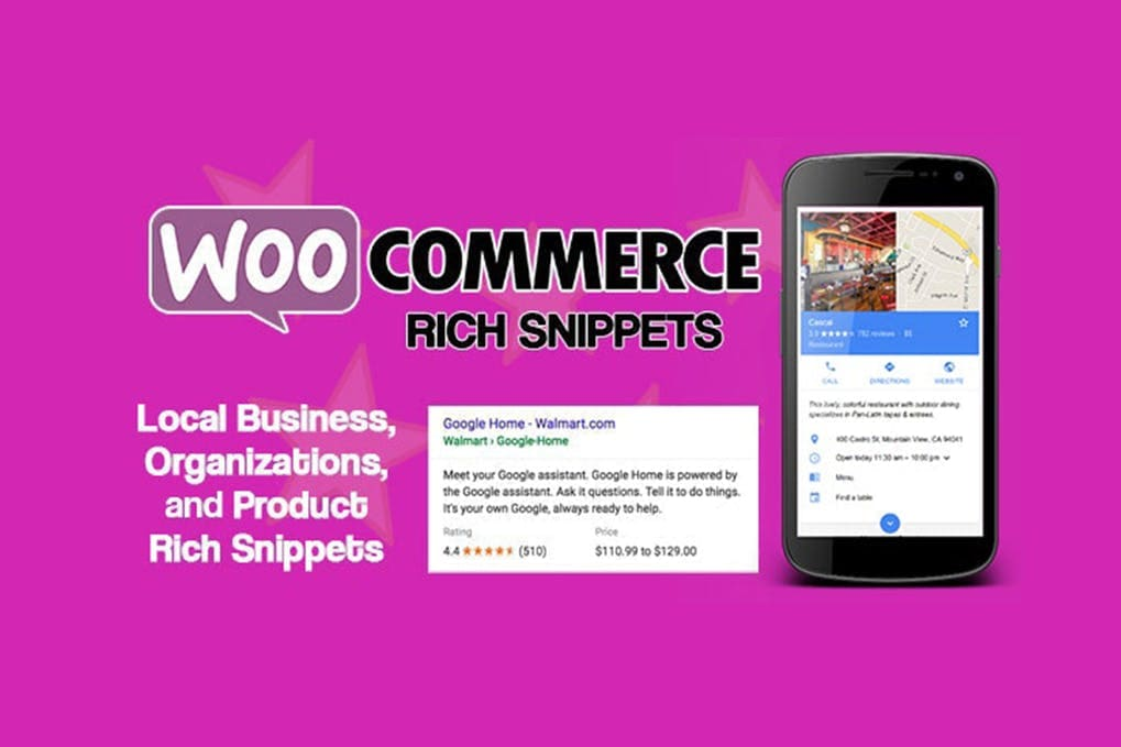 WooCommerce Rich Snippets - Local & Business SEO